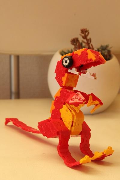 ラキュー 恐竜