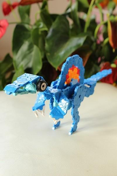 ラキューでスピノサウルス